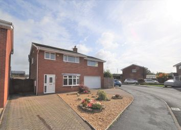 Thumbnail 4 bed detached house for sale in Atlantic Grove, Trentham, Stoke-On-Trent