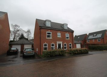 Thumbnail Property to rent in Borden Way, North Baddesley, Southampton
