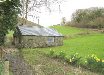 Thumbnail Commercial property for sale in Yr Hen Efail, Pumpsaint, Llanwrda, Carmarthenshire