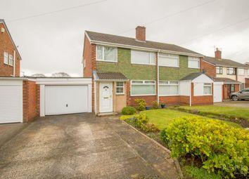 Thumbnail 3 bed semi-detached house for sale in Hillfield Road, Little Sutton, Ellesmere Port