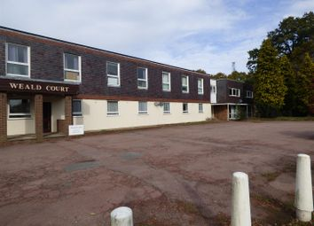 Thumbnail 2 bed flat to rent in Charing Hill, Charing, Ashford