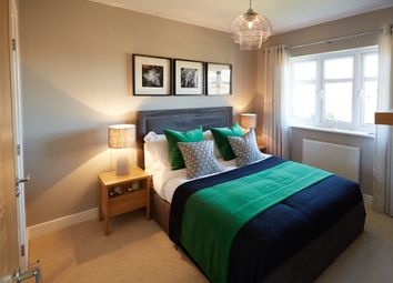 Thumbnail 2 bedroom bungalow for sale in Plot 37, Ramley Road, Pennington, Lymington, Hampshire