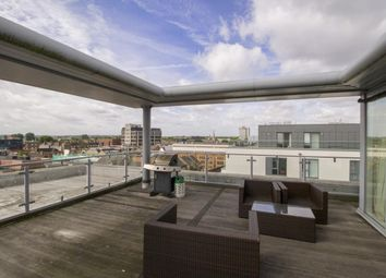 Thumbnail 2 bed flat to rent in Gooch House, Glenthorne Road, London