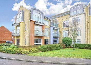 Thumbnail 2 bed flat for sale in Shepherd Drive, Eynesbury, St. Neots