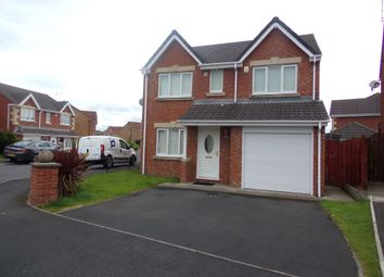 Thumbnail Detached house for sale in Foxglove Close, Blyth