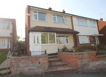 Thumbnail 3 bed semi-detached house for sale in Stonewood, Bean, Dartford, Kent