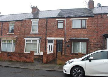Thumbnail 3 bed terraced house for sale in Alexandra Street, Shildon