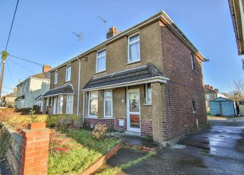 Thumbnail 3 bed semi-detached house for sale in Ifton Road, Rogiet, Caldicot