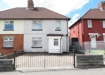 Thumbnail 3 bedroom semi-detached house for sale in Howell Road, Cardiff