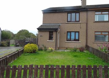 Thumbnail 2 bed semi-detached house for sale in Catherinefield Crescent, Locharbriggs, Dumfries