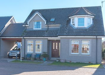 Thumbnail 4 bedroom detached house for sale in Ashludie Mews, Monifieth, Dundee