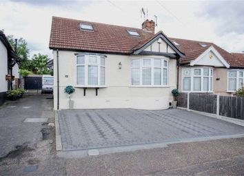 Thumbnail 4 bedroom semi-detached bungalow for sale in Hawthorn Road, Buckhurst Hill