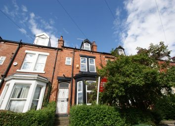Thumbnail 6 bed terraced house to rent in Cliff Mount, Woodhouse, Leeds