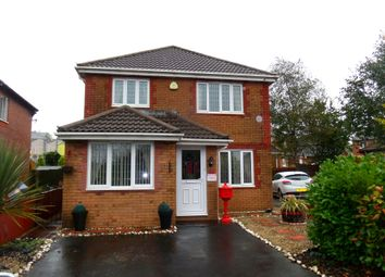 Thumbnail 3 bed detached house for sale in Azalea Close, Dowlais, Merthyr Tydfil