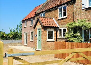 Thumbnail 3 bed cottage for sale in Crimplesham, King's Lynn