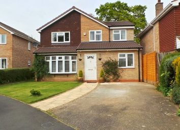 Thumbnail 4 bed detached house for sale in Tysoe Drive, Sutton Coldfield