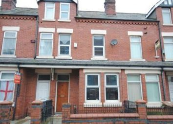 Thumbnail 5 bedroom terraced house to rent in Weaste Road, Salford