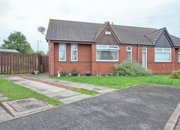 Thumbnail 2 bed semi-detached bungalow for sale in Saltscar, Redcar