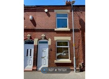 Thumbnail 2 bed terraced house to rent in Hazel Street, Audenshaw, Manchester