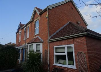 Thumbnail 4 bed semi-detached house to rent in Brent Street, Brent Knoll, Highbridge