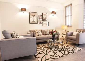 Thumbnail 3 bed flat to rent in West End Lane, London