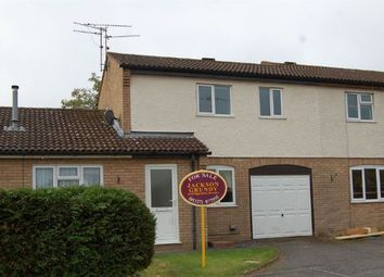 Thumbnail 2 bedroom terraced house for sale in Lincoln Way, Stefen Hill, Daventry