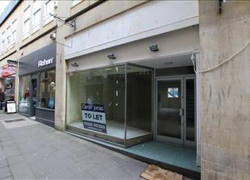 Thumbnail Retail premises to let in 17 Union Passage, Bath, Somerset