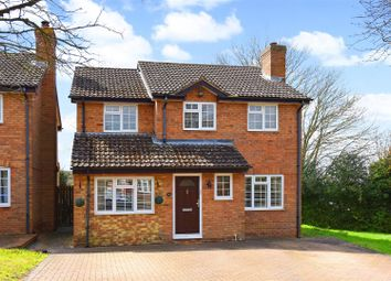 Thumbnail 4 bed property for sale in Frampton Way, Kings Worthy, Winchester