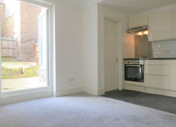 Thumbnail 1 bed flat to rent in Myrtle Road, London