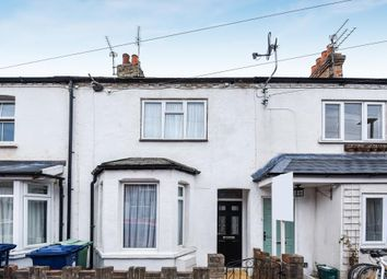 Thumbnail 3 bedroom terraced house for sale in Green Street, Oxford
