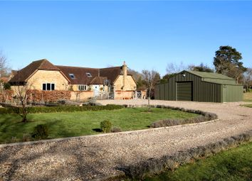 Thumbnail 5 bed detached house for sale in Chalfont Road, Seer Green, Beaconsfield, Buckinghamshire