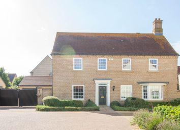 Thumbnail 5 bed detached house for sale in Hampton Close, Fenstanton, Huntingdon