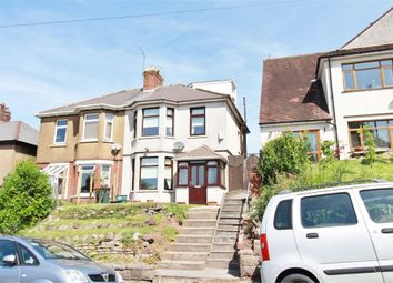 Thumbnail 3 bed semi-detached house for sale in Christchurch Road, Newport