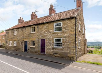 Thumbnail 2 bed semi-detached house for sale in East End, Ampleforth, York