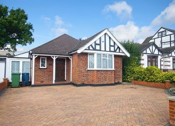 Thumbnail 3 bed detached bungalow for sale in Hillview Road, Hatch End, Pinner