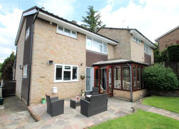 Thumbnail 3 bed semi-detached house for sale in Lillie Road, Biggin Hill, Westerham