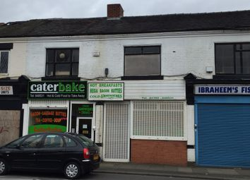 Thumbnail Retail premises for sale in 77-79 Liverpool Road, Stoke, Stoke-On-Trent, Staffordshire
