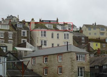 Thumbnail 2 bed flat for sale in Crows Nest, Flat 5 32 West Street, Flat 5, 32 West Street, Polruan, Fowey, Cornwall