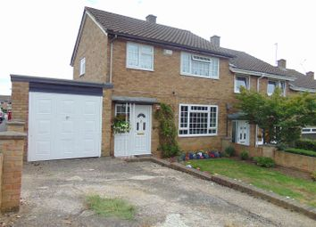 Thumbnail 3 bed end terrace house for sale in Kestrel Path, Slough