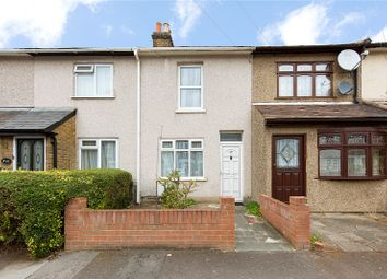 Thumbnail 2 bedroom terraced house for sale in Shaftesbury Road, Romford