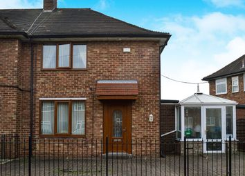Thumbnail 2 bed property for sale in Tedworth Road, Hull