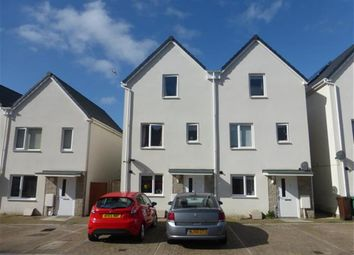 Thumbnail 4 bed semi-detached house for sale in Temple Walk, Plymouth