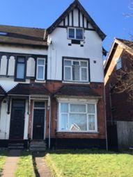 Thumbnail 1 bed semi-detached house to rent in Church Rd, Erdington, Birmingham