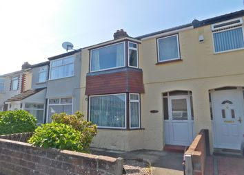 Thumbnail 3 bed terraced house for sale in Marina Grove, Fareham