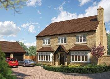"""Thumbnail 5 bed detached house for sale in """"The Oak"""" at Heyford Park, Camp Road, Upper Heyford, Bicester"""