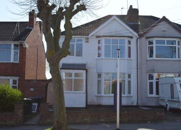 Thumbnail 3 bedroom semi-detached house to rent in Barkers Butts Lane, Coundon, Coventry