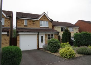 Thumbnail 3 bedroom detached house for sale in Marshbrook Close, Erdington, Birmingham