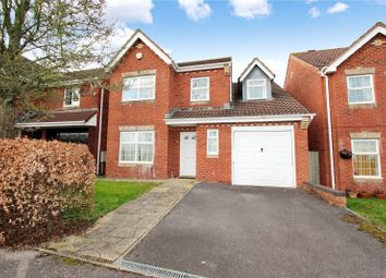 4 bed detached house for sale in Warrener Close, Abbeyfields, Swindon SN25