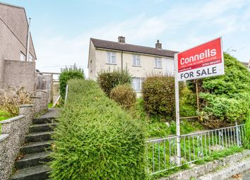 Thumbnail 3 bed terraced house for sale in Taunton Avenue, Whitleigh, Plymouth