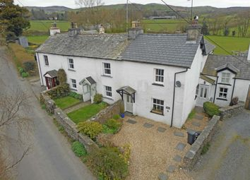 Thumbnail 3 bedroom cottage for sale in Lowick Bridge, Ulverston
